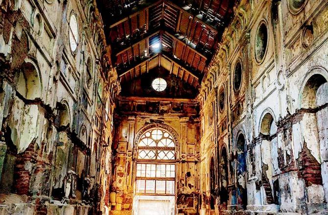 Future Mumbai textile museum,India