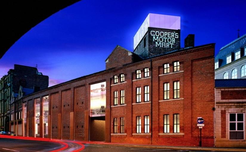 Coopers Studios, Newcastle upon Tyne,UK