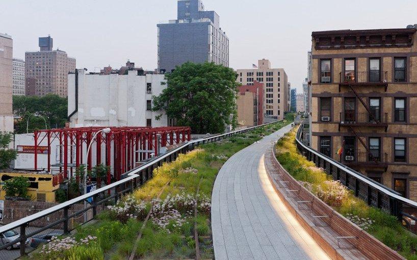 The High Line, New York City,US