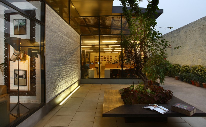 Group DCA Offices, New Delhi, India
