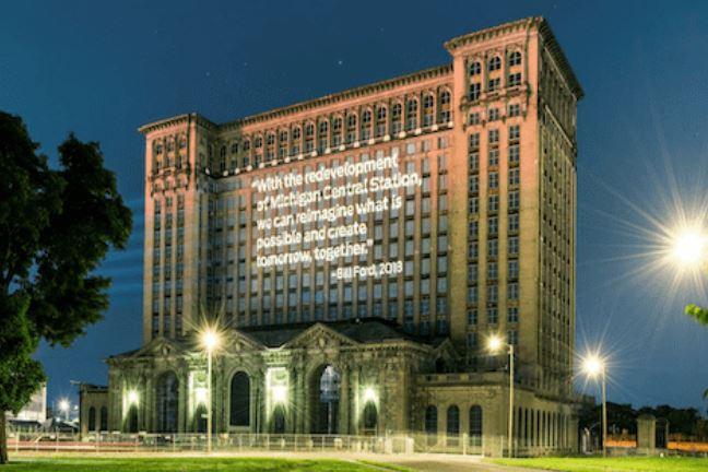 Michigan Central, Detroit,US